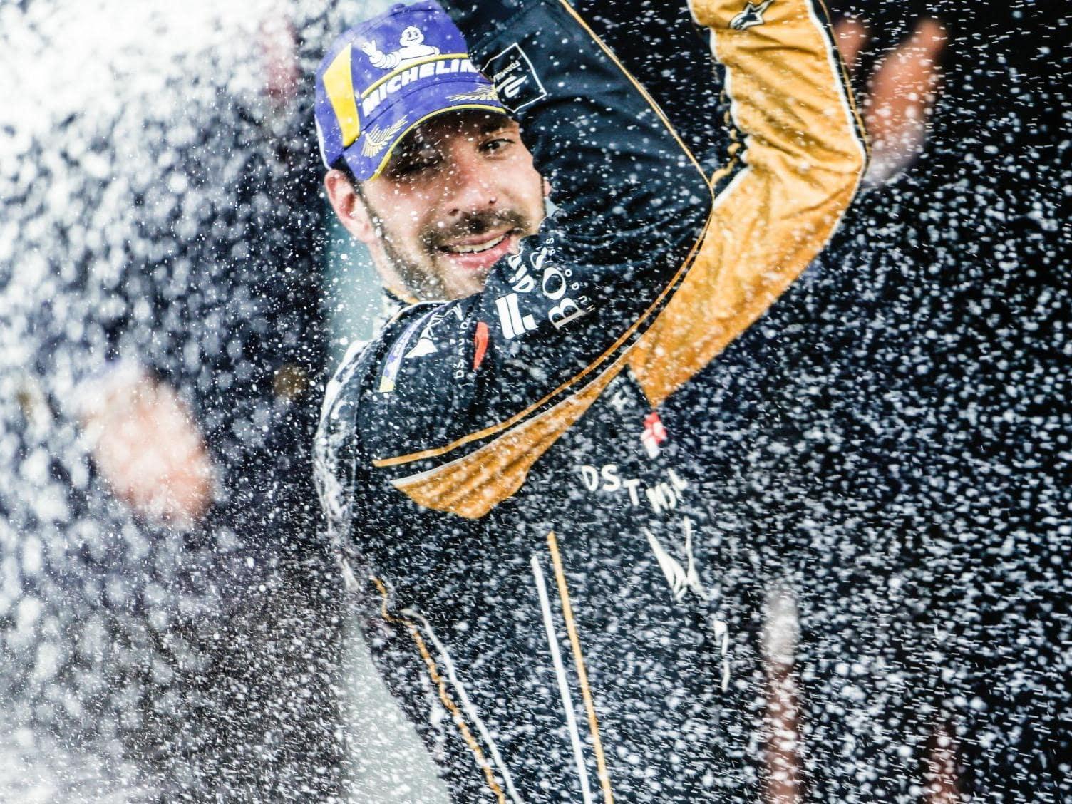 Vergne remporte l'e prix berne 2019