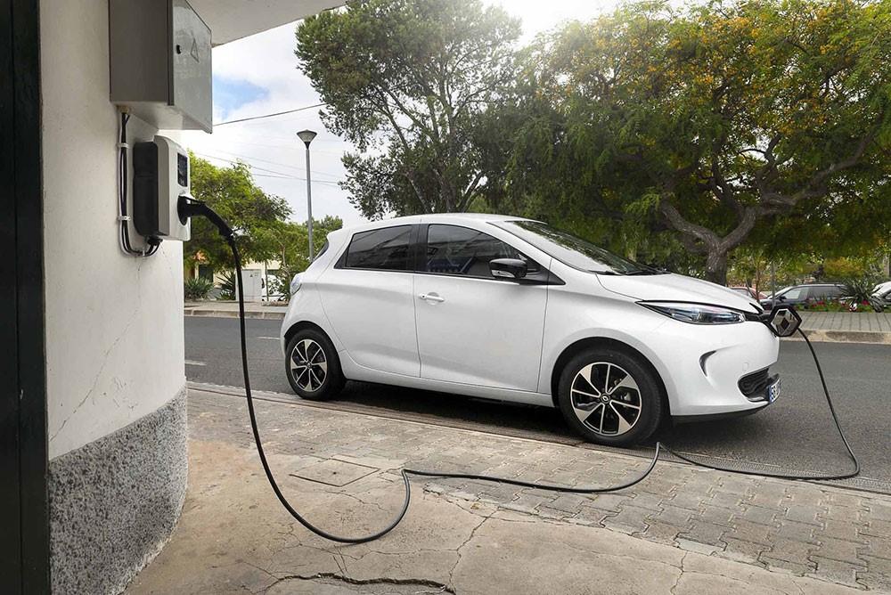 wallbox chargeur domestique de voiture électrique